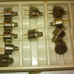 T125P 100 Ohm trimmepotmeter
