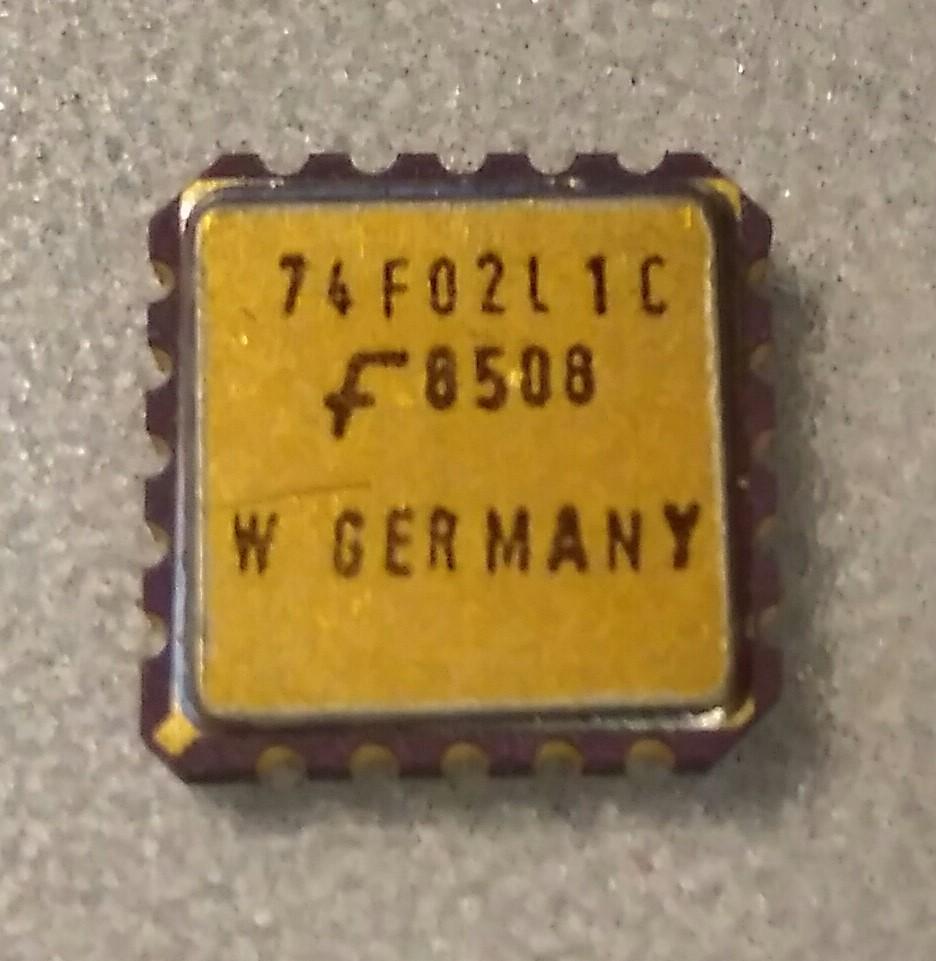74FR02L 1C 8508 W Germany